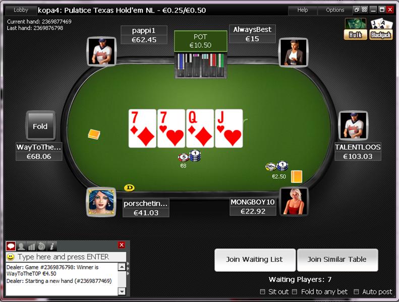 Скачать Бесплатно Титан Покер